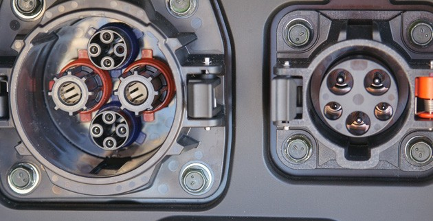 Nissan Leaf Charging Stations >> Electric Vehicle Charging Infrastructure / EV Battery Charging